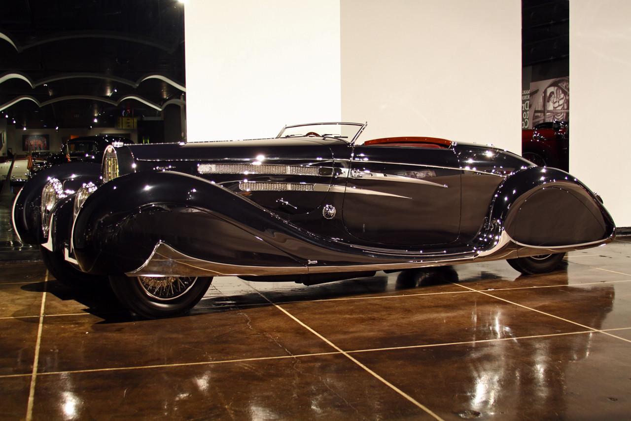1939 Bugatti Given To The Shah Of Iran