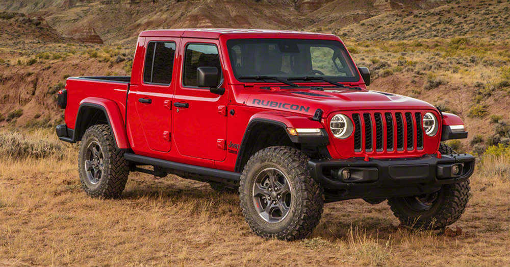 The Jeep Pickup Gains a New Name